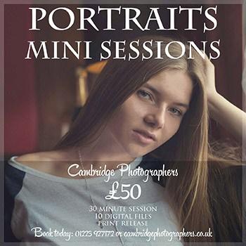 Portraits Mini sessions