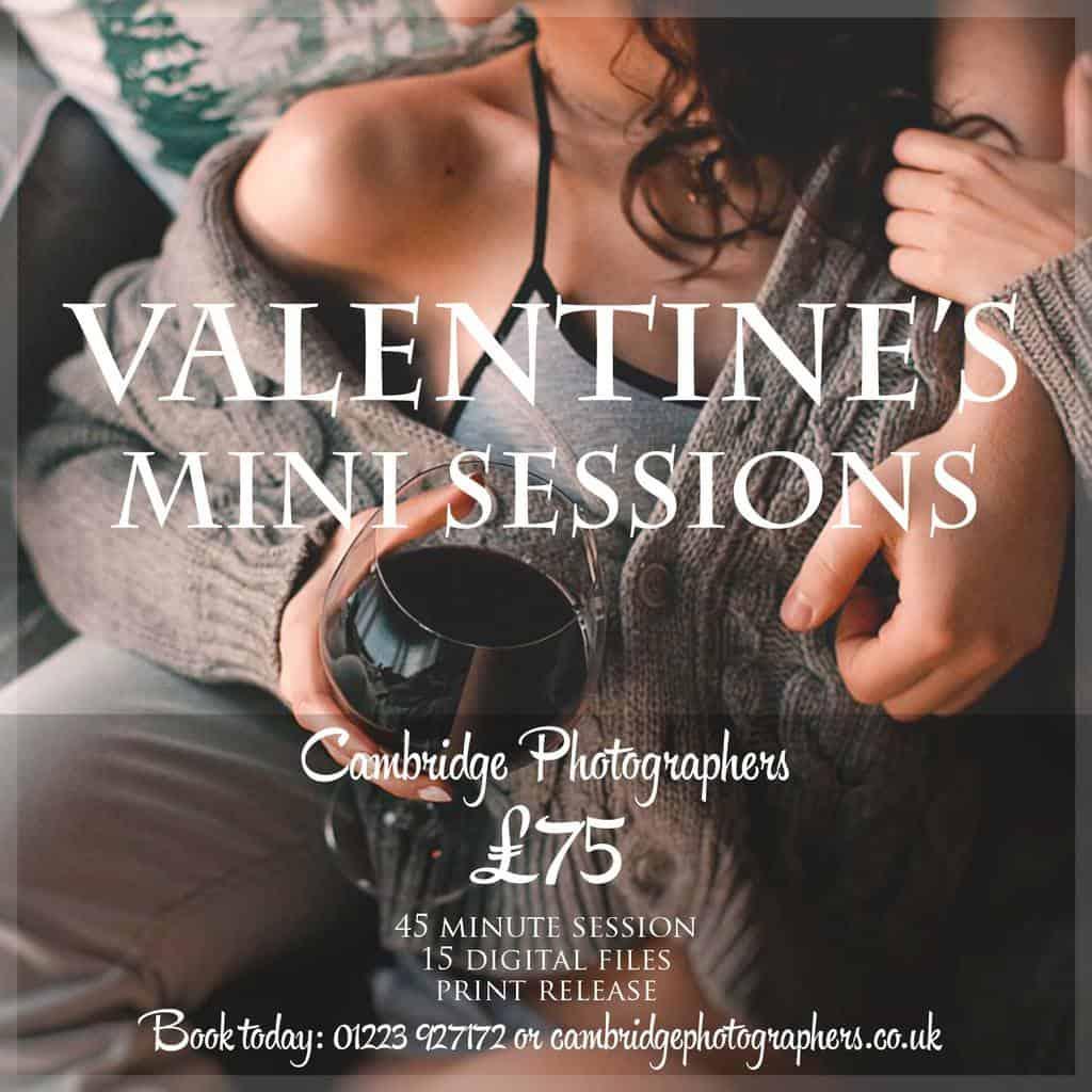 Valentine's Mini Sessions