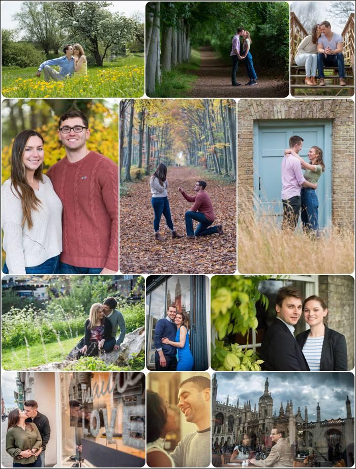 Cambridge couple photography