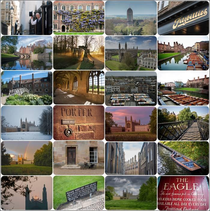 Cambridge Photography Tours