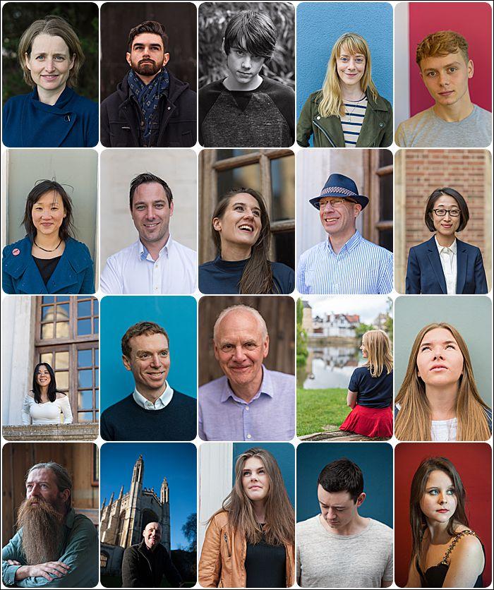 Cambridge portrait photography